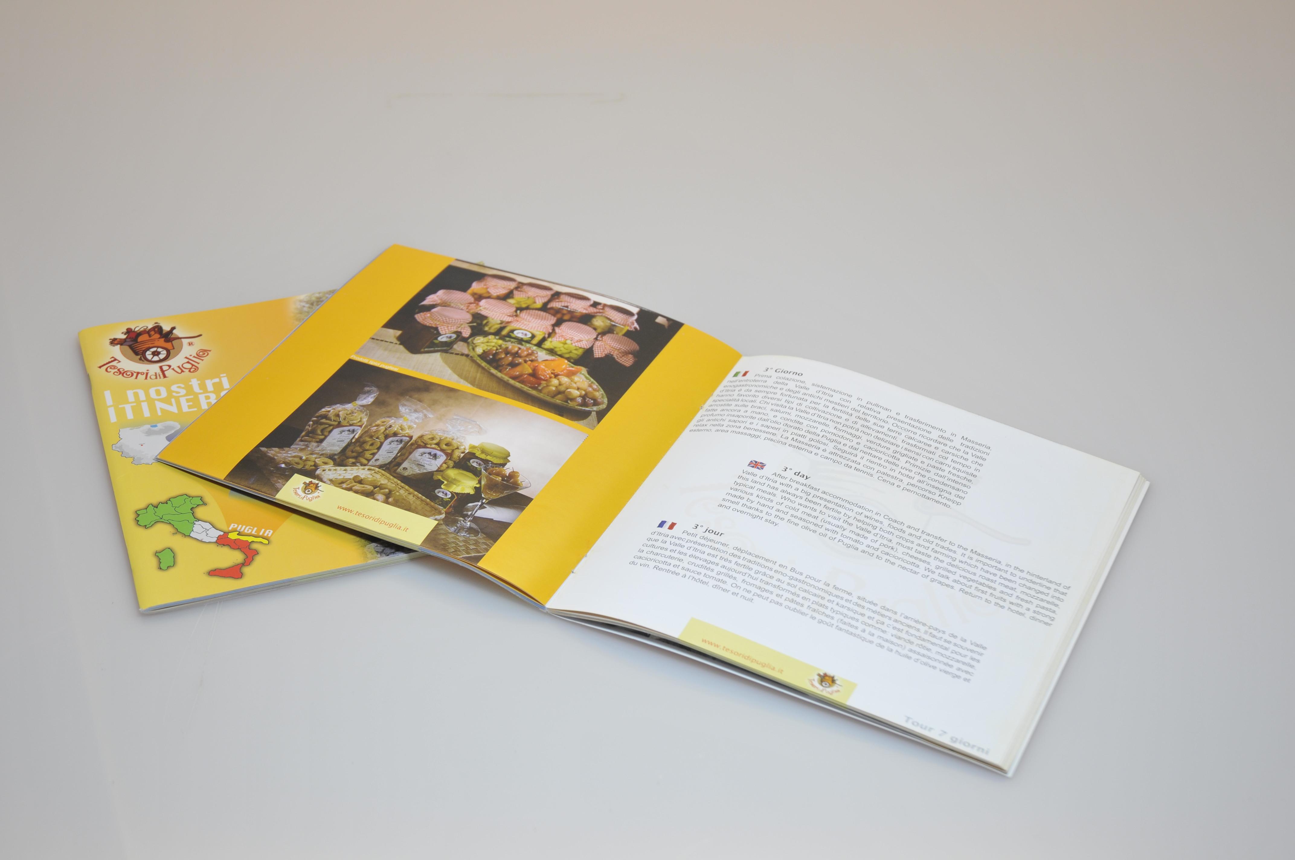 Brochure – Tesori di Puglia