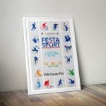Poster Festa dello sport ceglie messapica