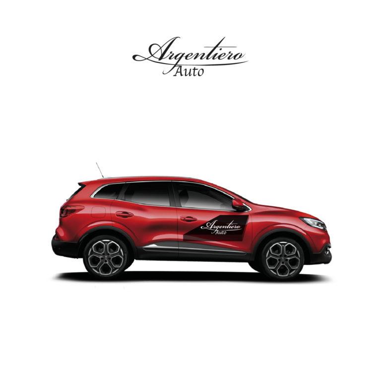 Argentiero Auto – Brand Identity
