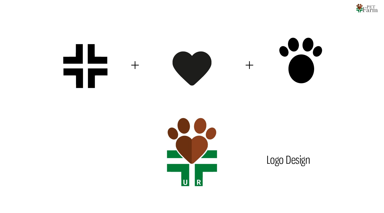 PetFram - Branding Logo Design