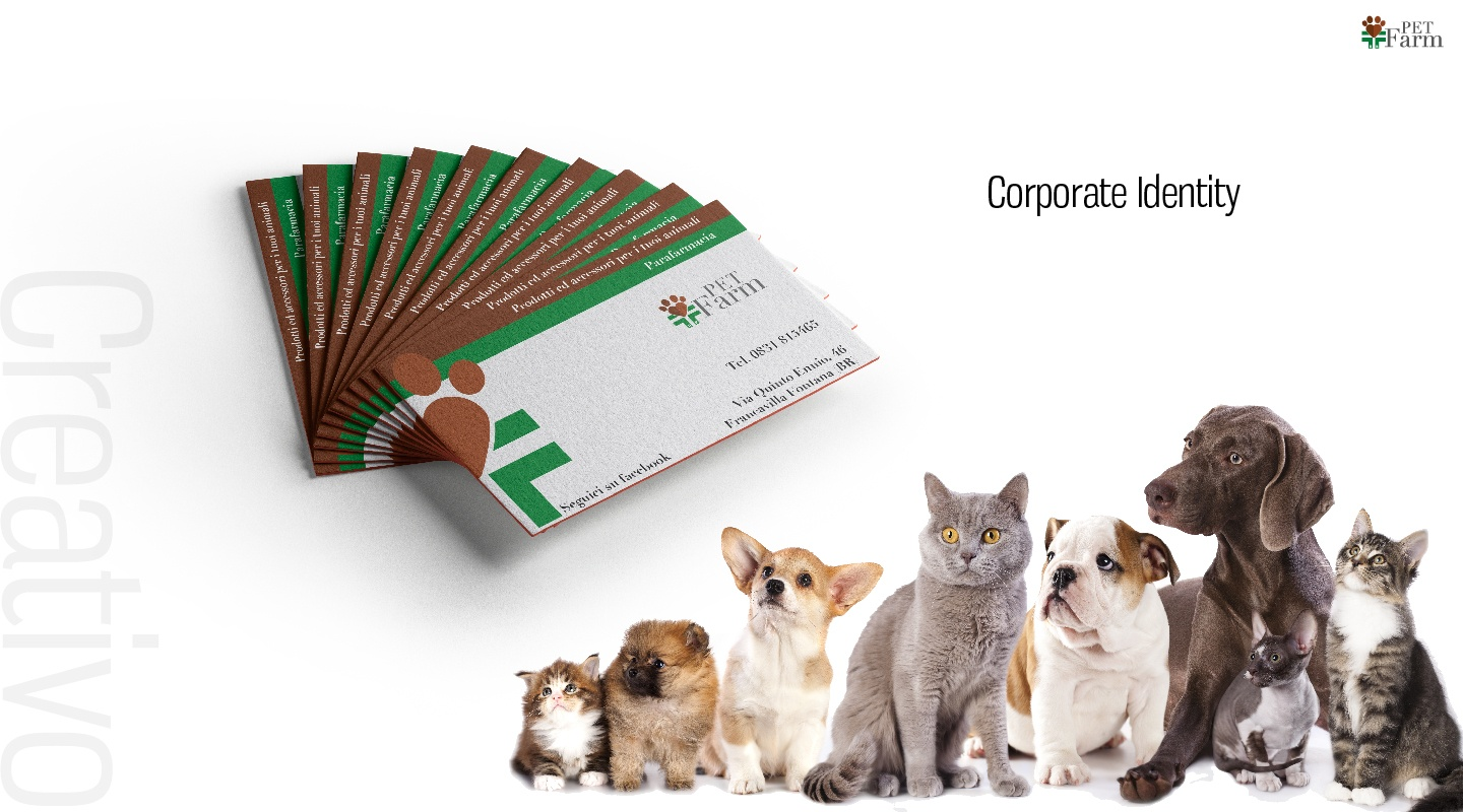 PetFram - corporate identity