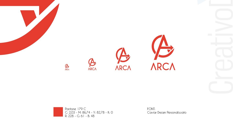 Arca - Logo Design e Brand Identity 3