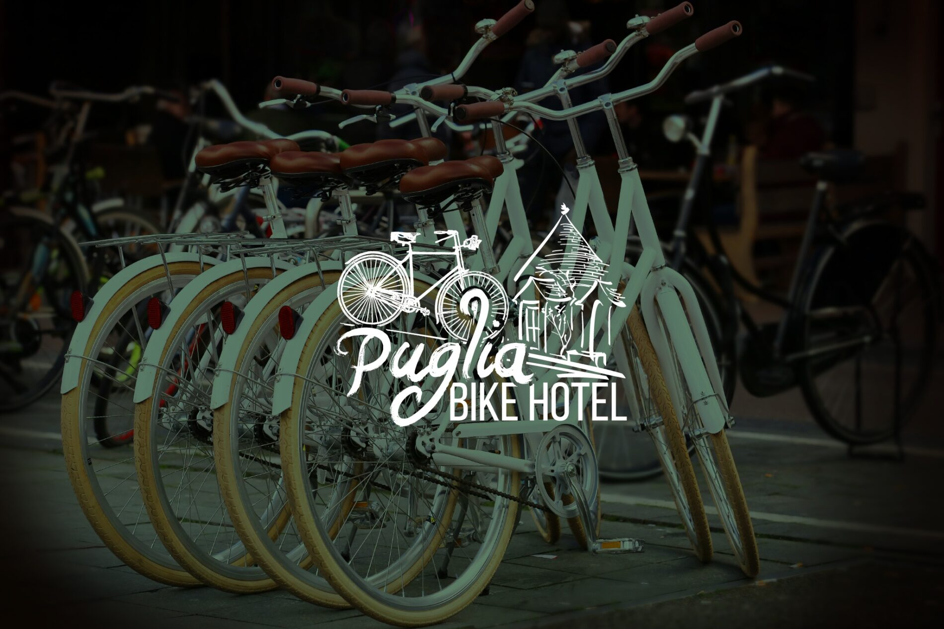 Logo Design Puglia Bike Tour