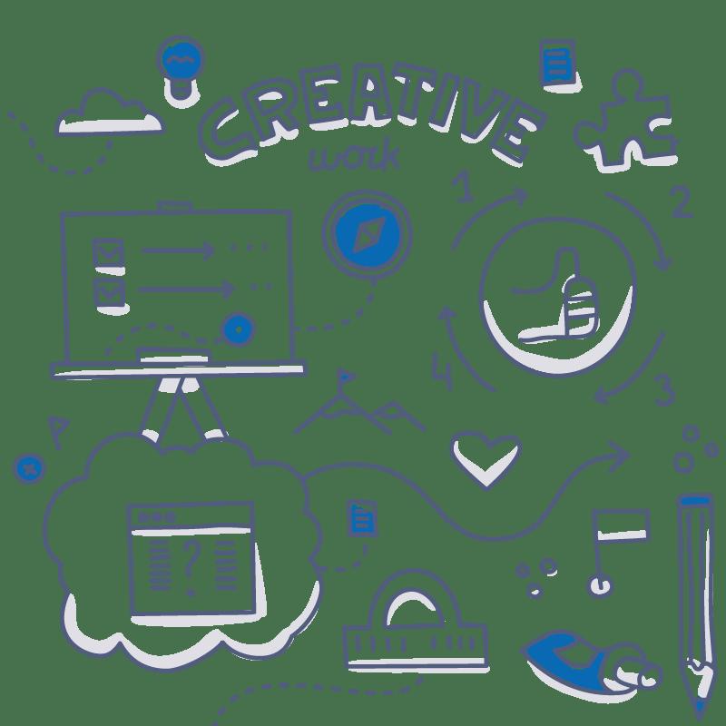 Banner Intro Graphic Designer - Creativo Design