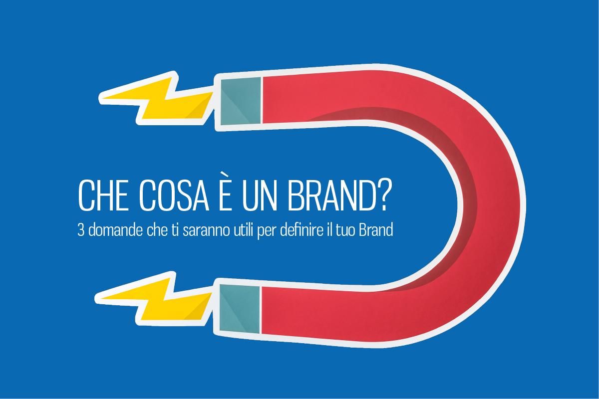 Che cosa è un brand? - Copertina